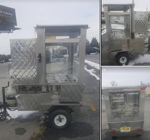 Used hot dog cart for sale in Lewes, DE