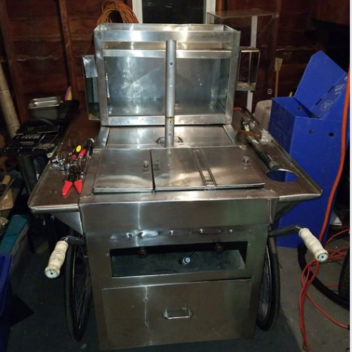 Used Hot Dog Cart For Sale In West Haven, CT