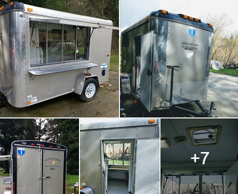 Used Hot Dog Cart For Sale In Watsonville, CA