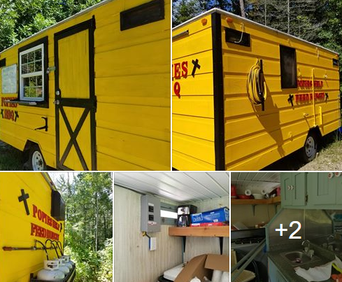 Used Hot Dog Cart For Sale In Blairsville, Georgia