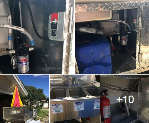 Used Hot Dog Cart For Sale In Davenport, IA