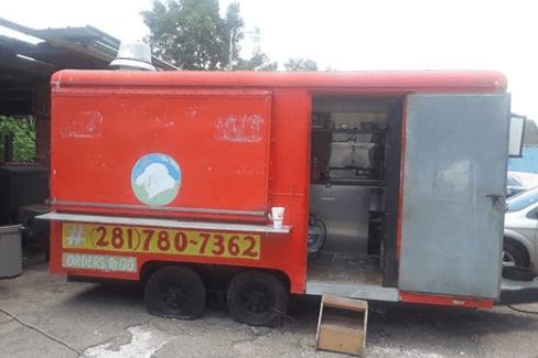 Used Food Trailer For Sale In Houston, TX