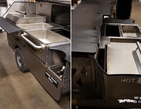 Used Hot Dog Cart For Sale In Jacksonville, FL