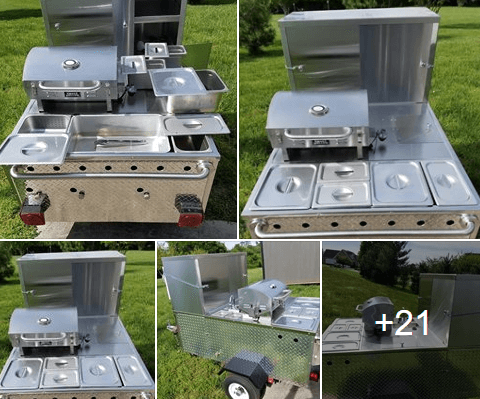 Used Hot Dog Cart For Sale In Apison, TN