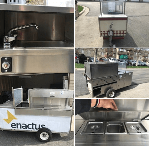 Used Hot Dog Cart For Sale In Billings, MT