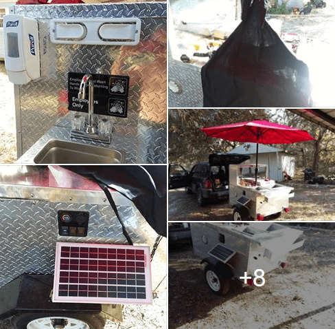Used Hot Dog Cart For Sale In Bronson, FL