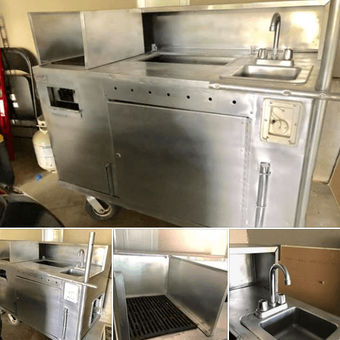 Used Hot Dog Cart For Sale In Derby, KS