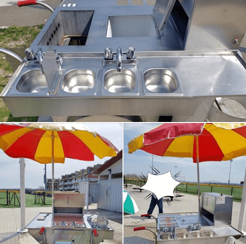 Used Hot Dog Cart For Sale In Elizabeth, NJ