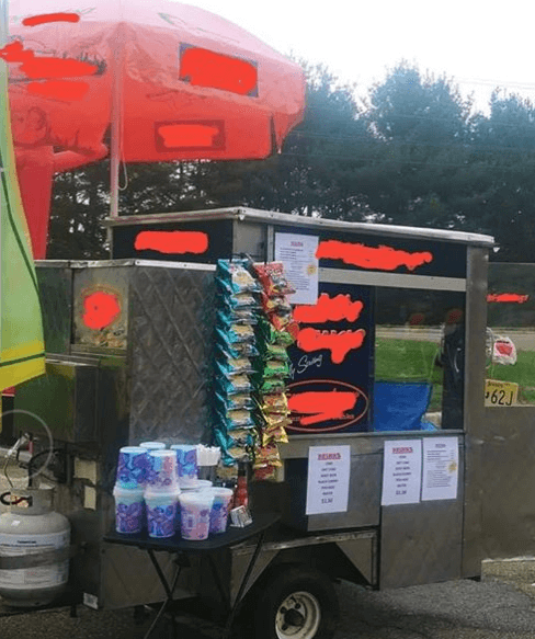 Used Hot Dog Cart For Sale In Freehold, NJ