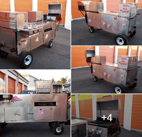 Used Hot Dog Cart For Sale In Manassas, VA