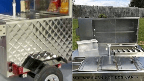 Used Hot Dog Cart For Sale In Marietta, OH