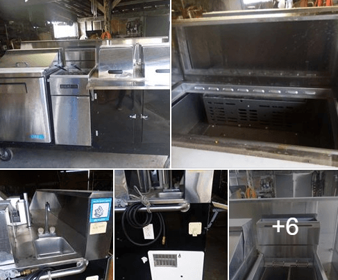 Used Hot Dog Cart For Sale In Yakima, WA