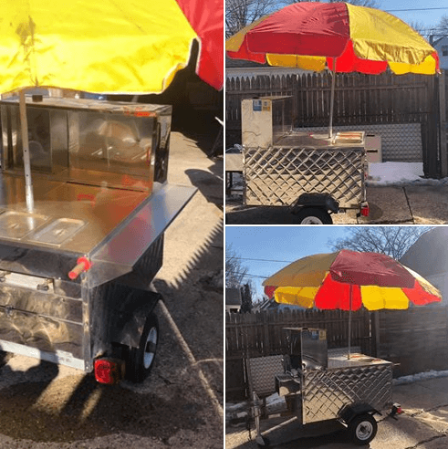 Used Hot Dog Cart For Sale In Dearborn, MI