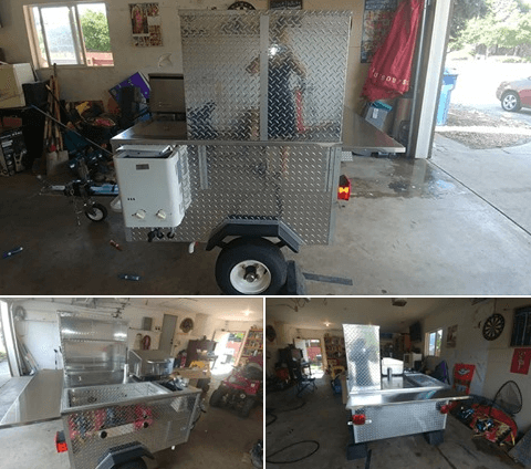 Used Hot Dog Cart For Sale In Livermore, CO