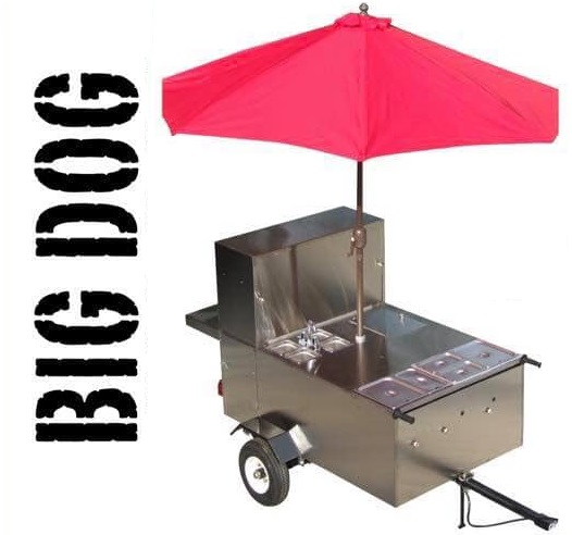 Used Hot Dog Cart For Sale In Galveston, TX